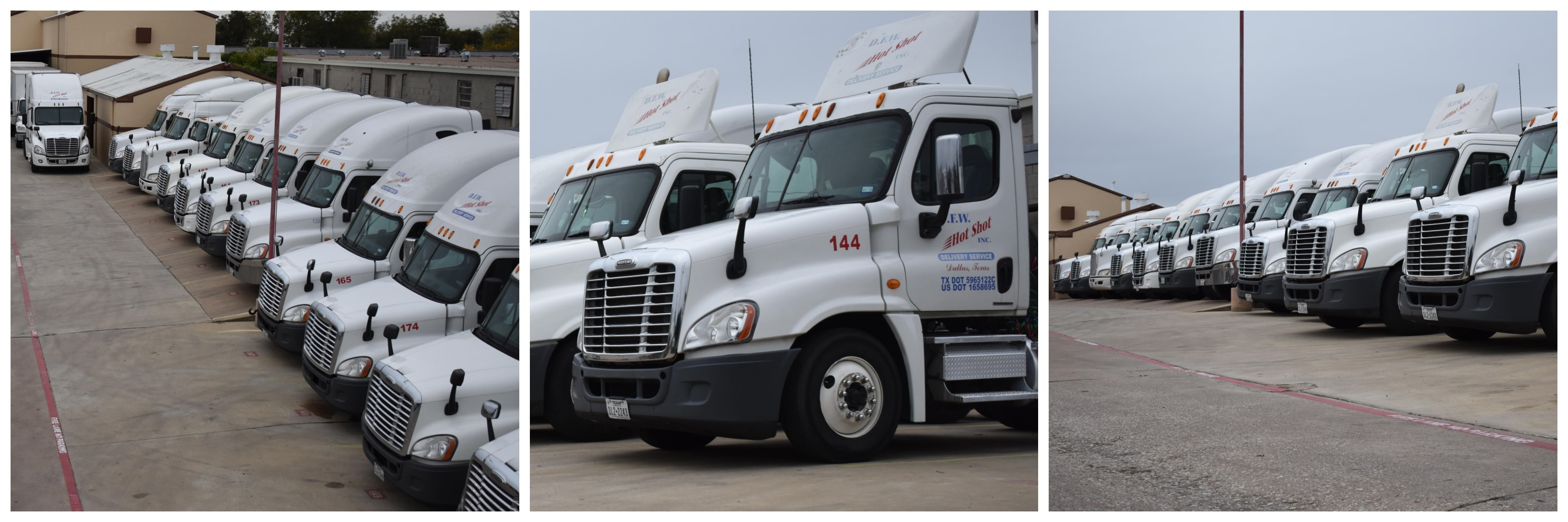 DFW Hot Shot Inc  – Local LTL and Truckload Services for the